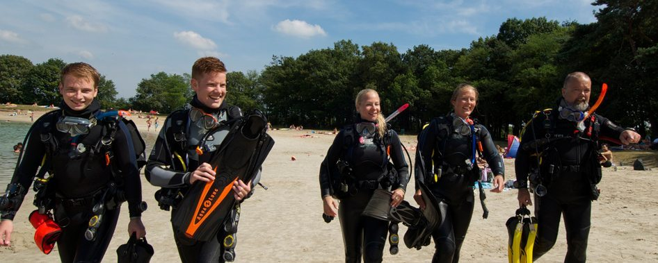 DiveSenses Galderse meren fun