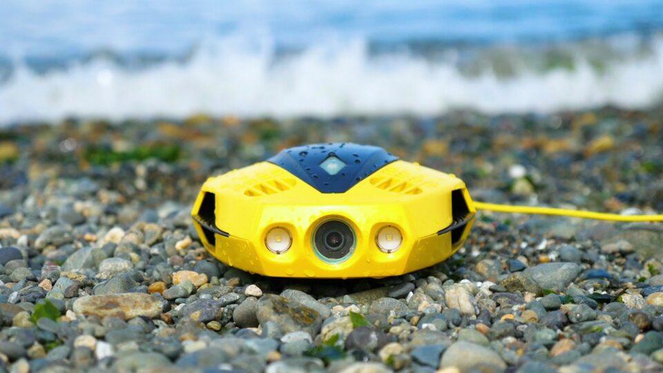 Dory onderwater drone