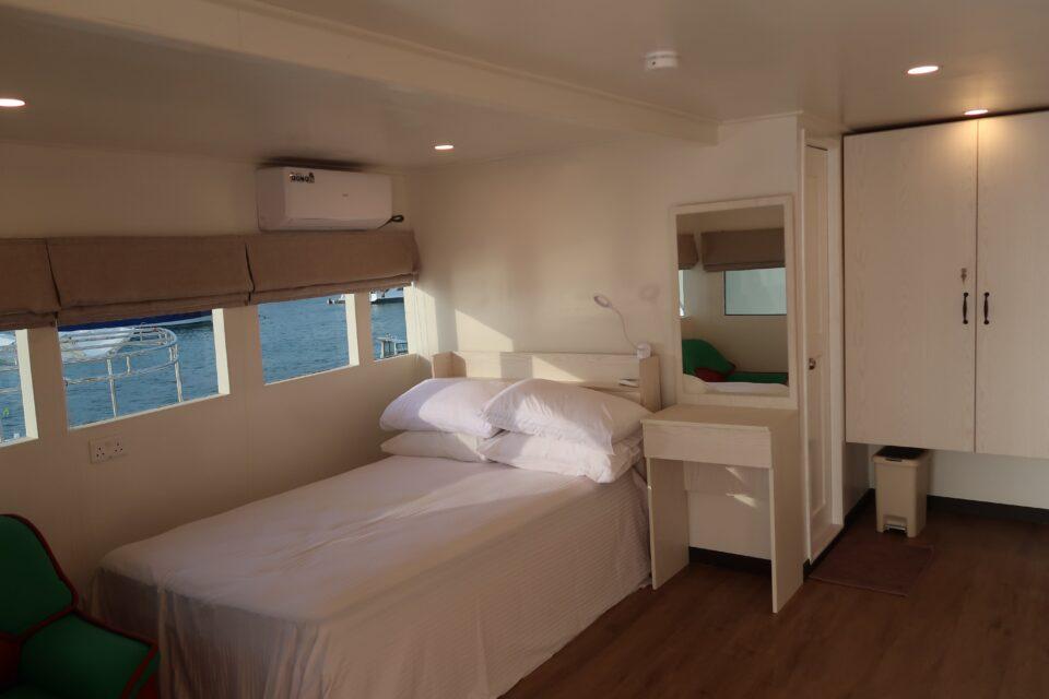 Upper Deck Cabin A min