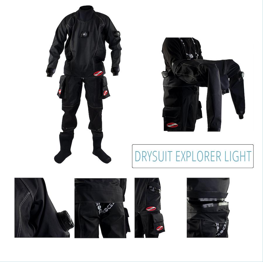 Drysuit Explorer kopieren